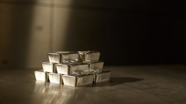 The gold rally cooled on Tuesday, but only after touching a new record high.