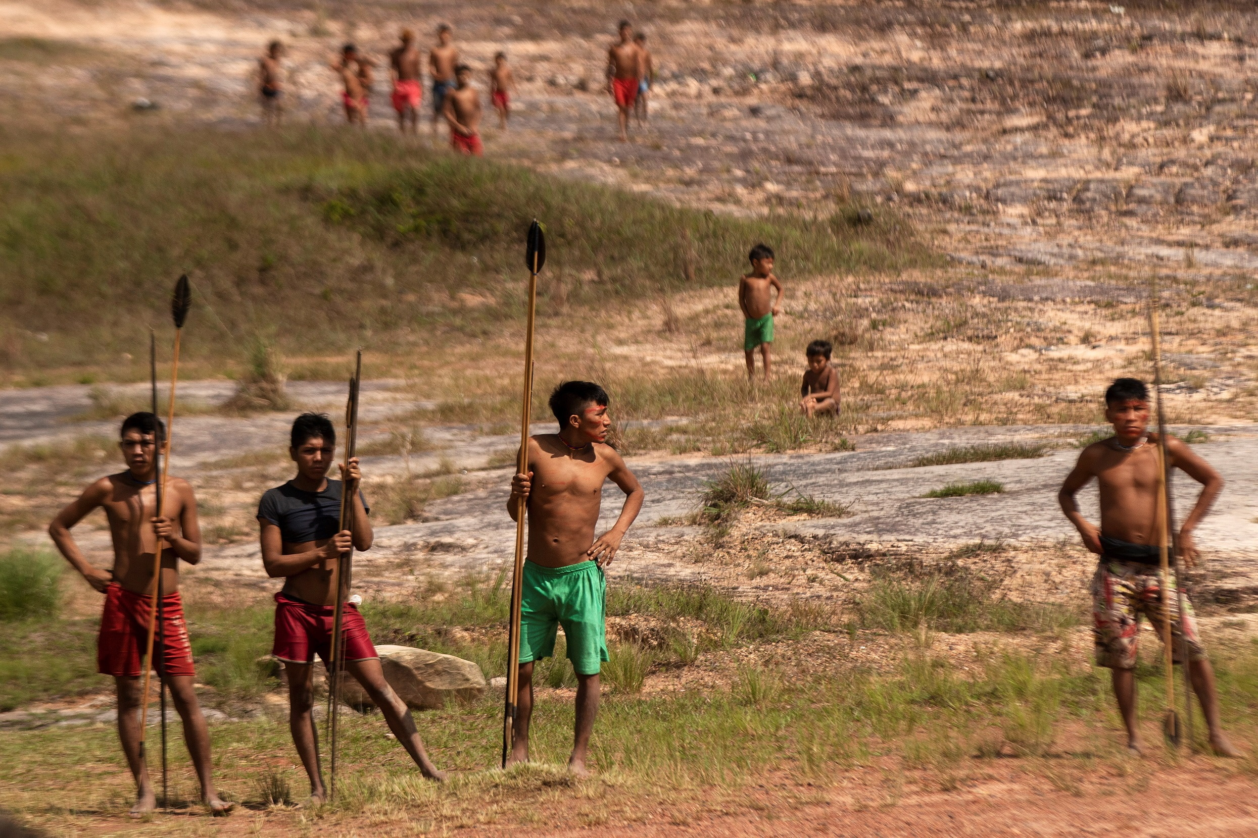 Order to evict illegal gold miners from Brazil's Amazon to protect Indigenous tribes from coronavirus – SBS News